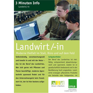 3 Minuten Info Landwirt/in